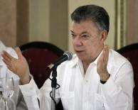 KOLOMBIYA - Kolombiya, Venezuela'daki Oylamayı Tanımayacak