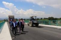 Manisa'da Bir Dur-Geç Köprüsü Daha Tarih Oldu