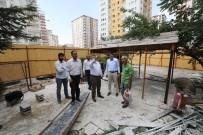 CAMİ PROJESİ - Medine-Sami Elmacioğlu Camii Hızla Yükseliyor