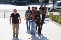 SAĞ VE SOL - Milas'ta Zehir Tacirleri Adliyeye Sevk Edildi