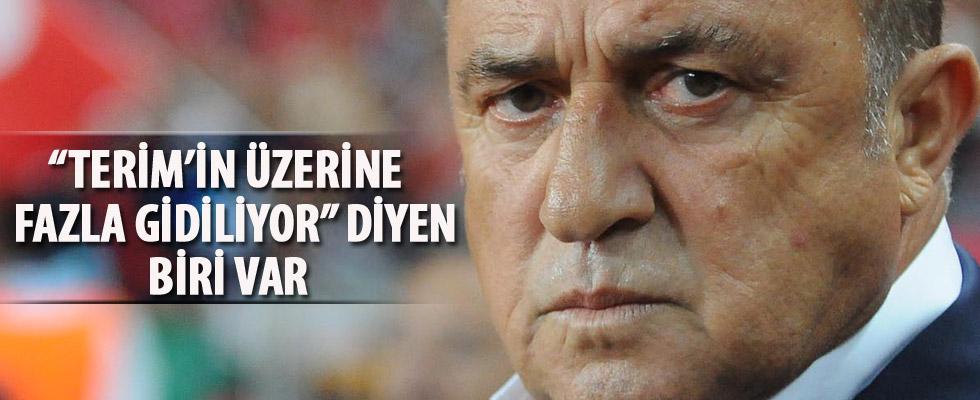 Mustafa Denizli'den Fatih Terim'e destek