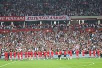 ALPAY ÖZALAN - Samsunspor Yeni Stadına İlk Adımı Attı