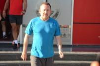 SERGEN YALÇIN - Sergen Yalçın, Eskişehirspor'un Başında İlk Antrenmanına Çıktı