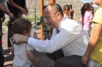 BELDE BELEDİYESİ - Siirt Valisi Atik'ten Beğendik Beldesine Ziyaret