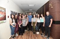 İŞ GÜVENLİĞİ UZMANI - Stajyerlere İş Sağlığı Ve Güvenliği Eğitimi Verildi