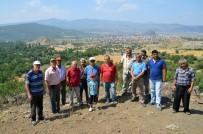 Suları Kesilen Köylüler Yetkililerden Yardım Bekliyor