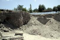 KARACAOĞLAN - Temel Kazısından Tarih Fışkırdı
