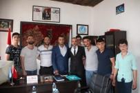 ÜLKÜCÜ - Ülkü Ocakları Oltu İlçe Bakanlığına Vedat Sağlam Atandı