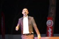 STAND-UP - Ünlü Komedyen Umut Oğuz 'Mıknatıs' İle Kırdı Geçirdi