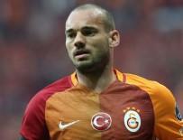 WESLEY SNEIJDER - Wesley Sneijder sürpriz talip