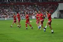 ALPAY ÖZALAN - Yeni Stada İlk Adım