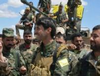 AFRİN - YPG'yi korku sardı