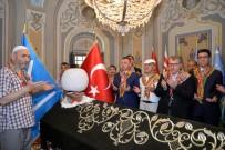 BERKAN SÖNMEZAY - 736. Ertuğrul Gazi'yi Anma Ve Söğüt Şenlikleri ''Yörük Kurultayı'' Yapıldı