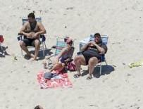 BAĞIMSIZLIK GÜNÜ - ABD'de vali, halka kapattığı plajda ailesiyle tatil yaptı