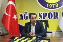 MEHMET YıLDıRıM - Ağrı 1970 Spor Kampı Nevşehir'de Olacak