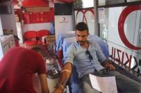 MAHMUT ARSLAN - Ağrı'da Kan Bağışı Kampanyası