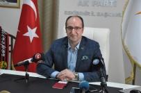 İL BAŞKANLARI TOPLANTISI - Ak Parti İl Başkanı Ünlü Eskişehirspor Genel Kurulunu Değerlendirdi