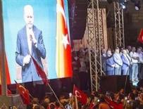 TÜRKİYE BÜYÜKELÇİLİĞİ - Almanya'dan Erdoğan'ın video mesajına da izin yok