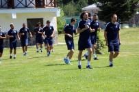 RıZA ÇALıMBAY - Antalyaspor, Yeni Sezon Hazırlıklarına Başladı