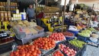 GÖZLEME - Balıkesir'de Karayolu Pazarı İlgi Görüyor