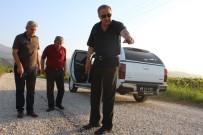KURUDERE - Başkan Karaçoban Asfalt Çalışmalarını İnceledi