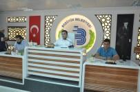 AKPINAR MAHALLESİ - Bozüyük İlçe Belediye Meclisi Temmuz Ayı Olağan Meclis Toplantısı Yapıldı