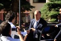 BILGE AKTAŞ - Çankırı Valisi Aktaş Görevine Başladı