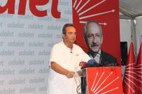 BÜLENT TEZCAN - CHP Parti Sözcüsü Açıklaması Yürüyüşe Yönelik Girişimler Olabilir