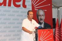 BÜLENT TEZCAN - CHP Parti Sözcüsü Tezcan Açıklaması 'Yürüyüşe Yönelik Girişimler Olabilir'