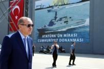 BÜLENT BOSTANOĞLU - Cumhurbaşkanı Erdoğan Açıklaması 'İnşallah Uçak Gemimizi De Yapacağız'