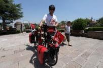 DİN KÜLTÜRÜ VE AHLAK BİLGİSİ - 'Devlet Kuran Sultanlardan Devlet Kurtaran Şehide Yolculuk' Bisiklet Turu