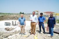 SU ARITMA TESİSİ - DSİ'nin Yaptığı Atık Su Arıtma Tesisi Faaliyete Geçti