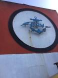 RODOS ADASI - Ege'de Saldırıya Uğrayan Türk Gemisi Yoluna Devam Ediyor