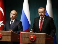 DOĞALGAZ BORU HATTI - Kremlin açıkladı: Erdoğan ve Putin enerji projelerini görüşecek