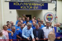 KÖLN - Fenerbahçe'nin Efsane Kadrosu Yaz Festivali'nde Bir Araya Geldi
