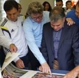 KÖLN - Fenerbahçe'nin Efsaneleri Bir Araya Geldi