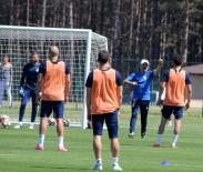 ROBİN VAN PERSİE - Fenerbahçe Taktik Çalıştı