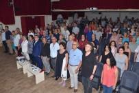 ATAOL BEHRAMOĞLU - Foça'da Sivas Katliamı Anması