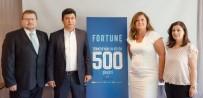 İNŞAAT ŞİRKETİ - Fortune 500 Türkiye Listesinin Lideri Değişmedi
