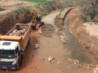 TUĞLU - GASKİ'den 22 Köyü İlgilendiren Dere Islah Çalışması
