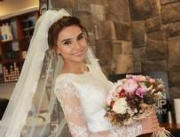 MAHMUT ARSLAN - Güzel sunucu Kübra Avan evlendi