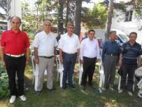 İLKÖĞRETİM OKULU - Hamidiye Köyünde ''Geleneksel Mezunlar Günü Buluşması''