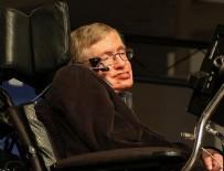 STEPHEN HAWKING - Hawking'den 'Trump Dünya'yı Venüs'e çevirebilir' uyarısı