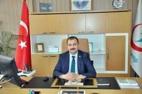 SOKAK ÇOCUKLARı - İl Sağlık Müdürü Öztürk Sıcaklara Karşı Uyardı