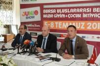 HAZIR GİYİM - Junioshow Fuarı İle 43 Ülkeden Alıcı Bursa'ya Geliyor