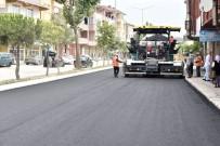 KURUDERE - Karasu Vatan Caddesi Yeni Yüzüne Kavuşuyor