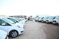 KEÇİÖREN BELEDİYESİ - Keçiören Belediyesi Araç Filosunu Güçlendirdi