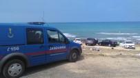KILYOS - Kilyos Sahilinde Denizin Dalgalarına Kapılan Genç Boğularak Hayatını Kaybetti