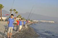 BALIK AVI - 'Kıyıdan Balık Avı' Yarışması