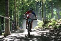 GENÇLİK VE SPOR İL MÜDÜRÜ - Kocaeli'nde Yapılan Dağ Bisikleti Yarışları Nefes Kesti